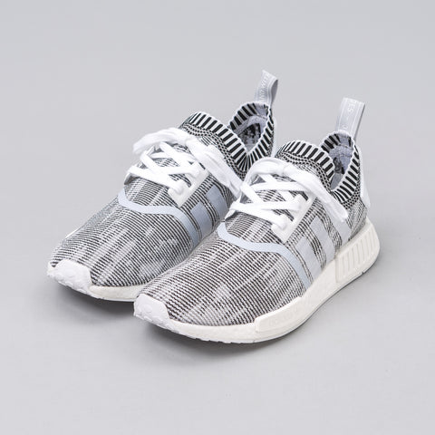 Adidas NMD R1 Primeknit in Running White/Core Black - Notre