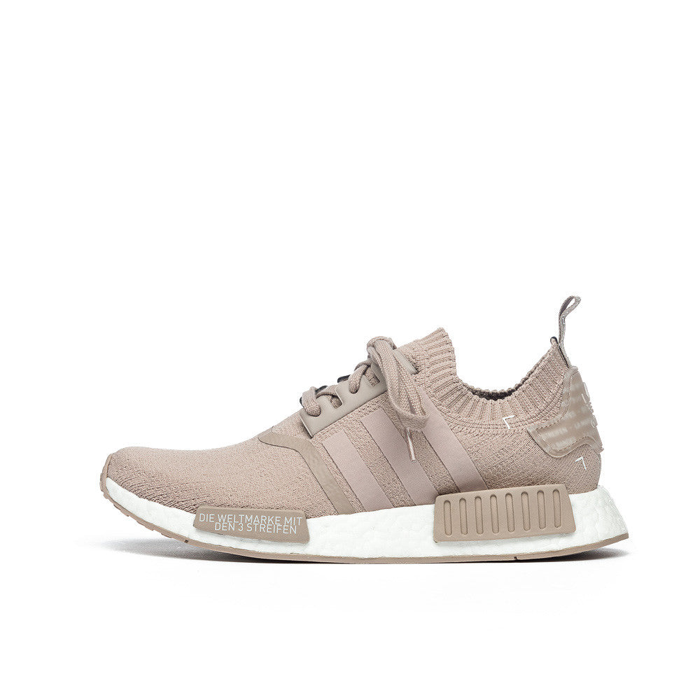 Adidas Nmd R1 Pk Shoes Primeknit Size 7 Winter Wool BB0679