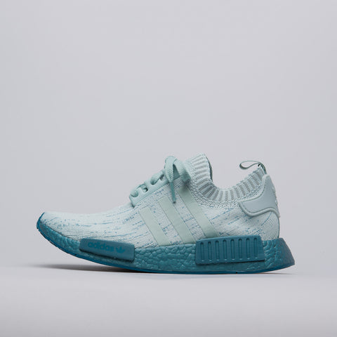 Adidas Women's NMD R1 Primeknit in Tactile Green - Notre