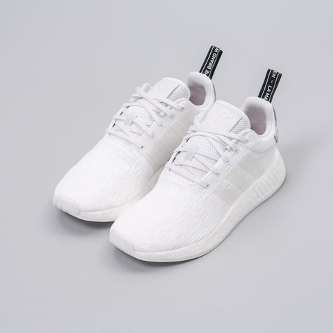 adidas NMD R2 in Crystal White - Notre