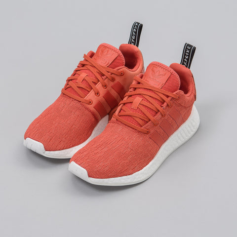 Adidas NMD R2 in Orange Multi - Notre
