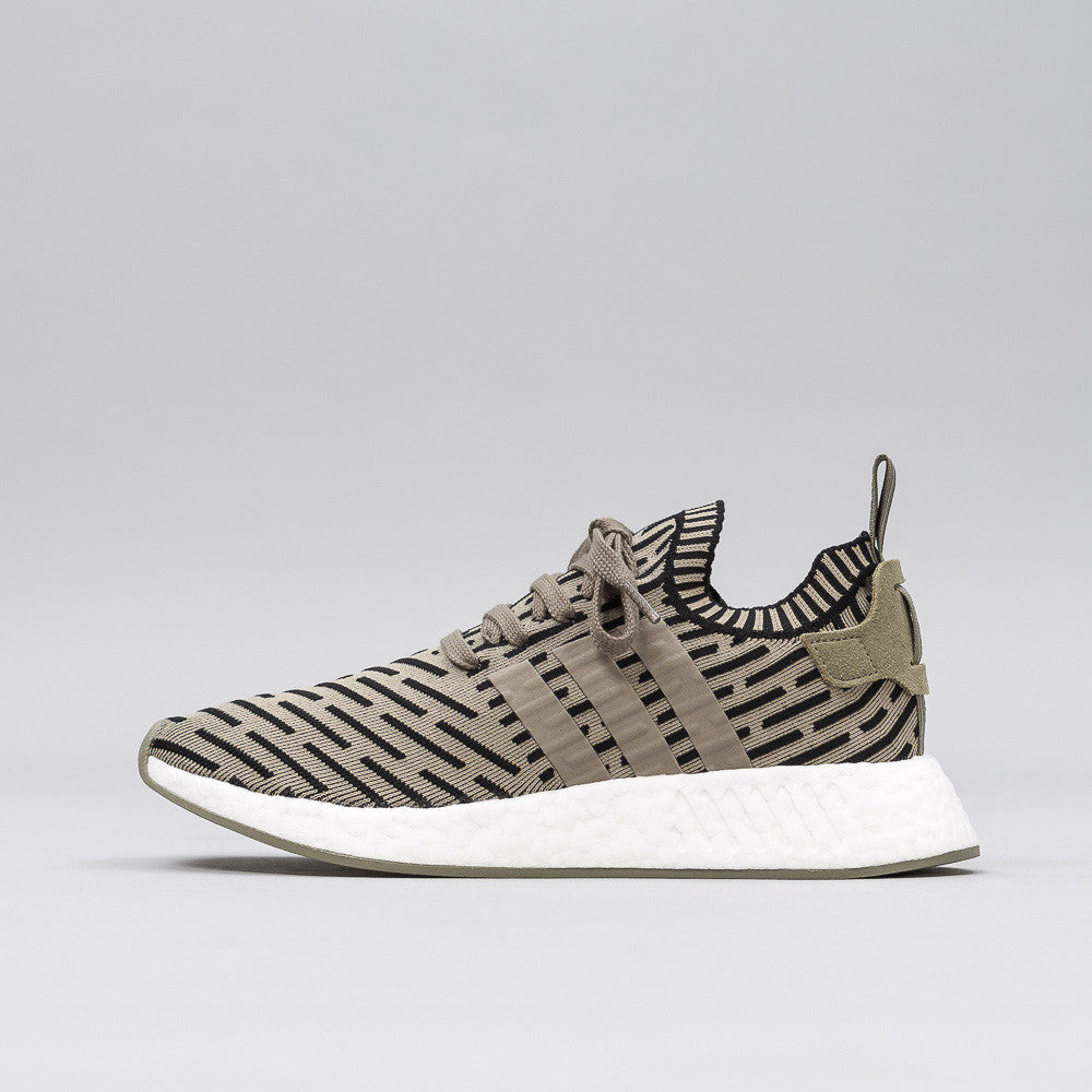 White Mountaineering x adidas NMD R2 Olive