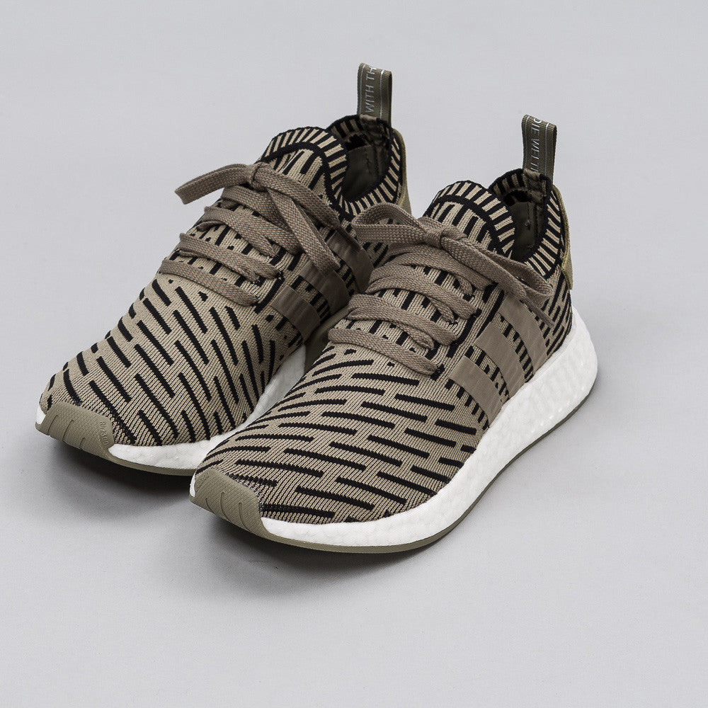 Adidas NMD R2 OG Olive Mens Size 11.5 Boost Common Shopping