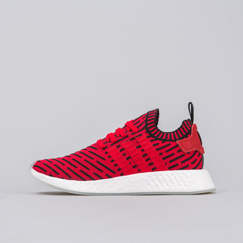 New Balance NMD R2 Primeknit in Core Red - Notre