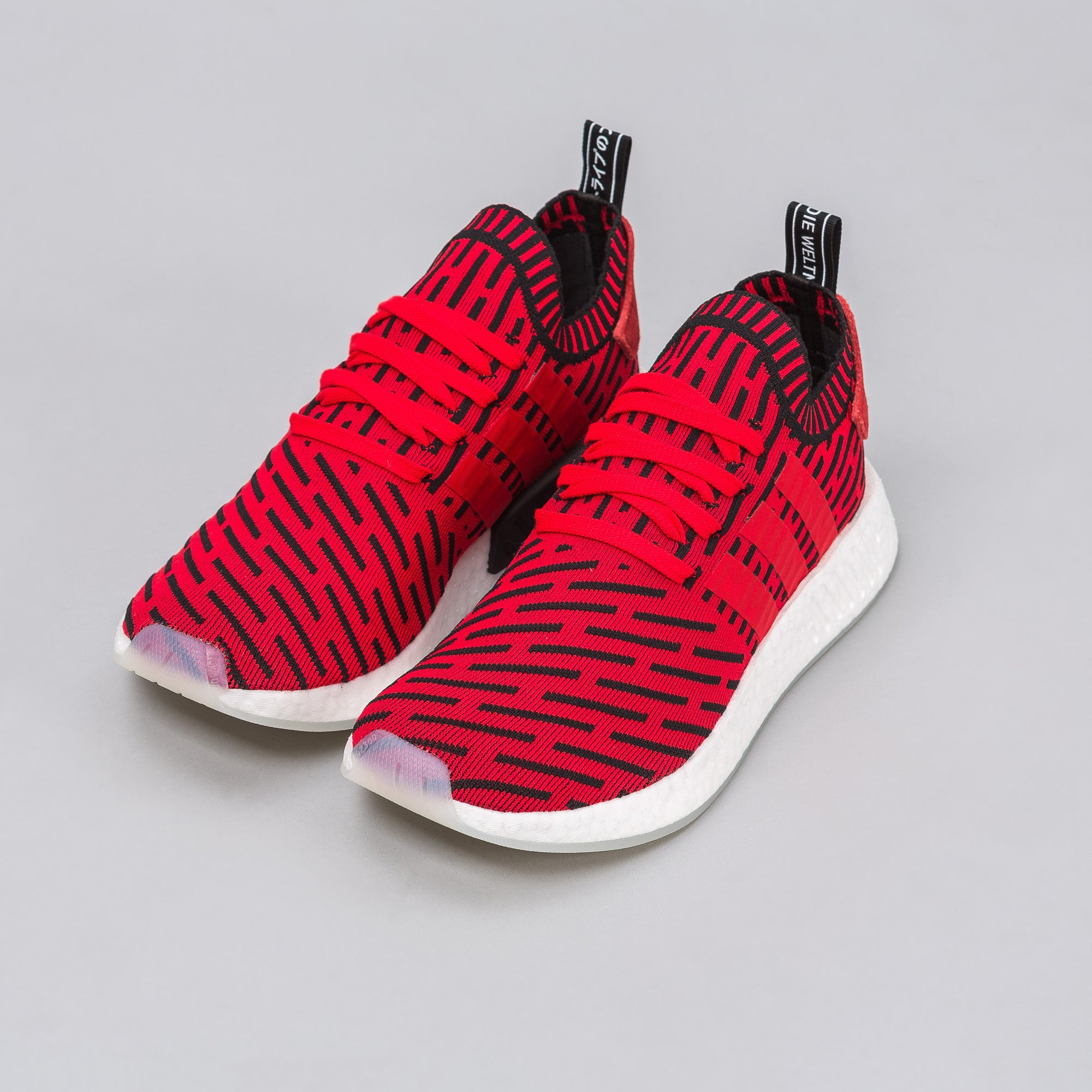 Cheap Adidas NMD R1 Primeknit (zebra) Shoes for sale in Shah Alam