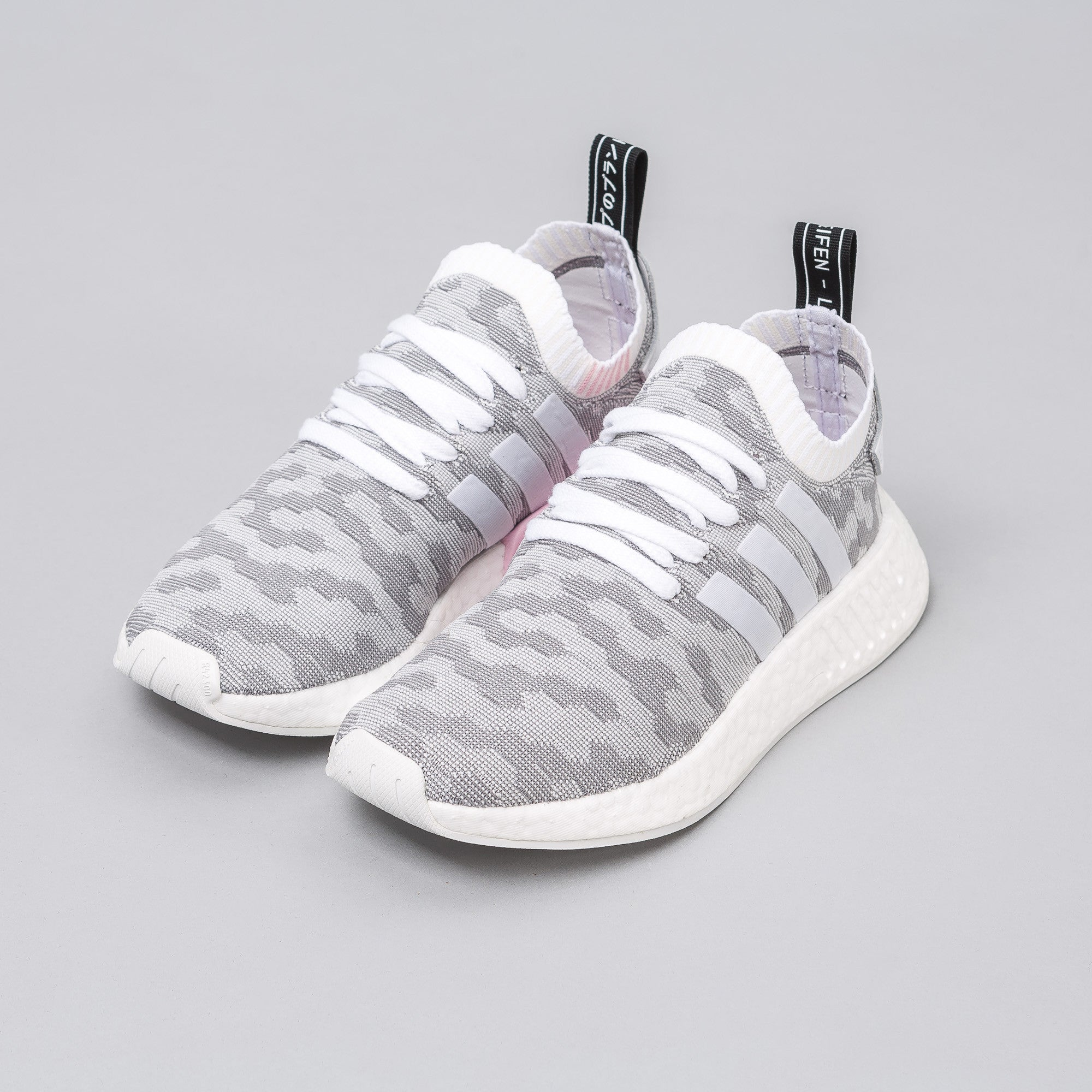 ad7ec4d5b adidas nmd r2 pk womens adidas superstar shoes womens white Equipped ...