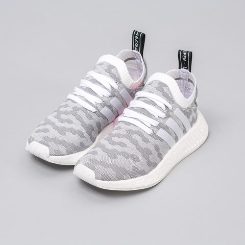 adidas Women's NMD R2 in Running White - Notre