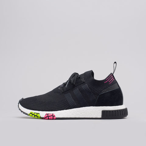 Adidas NMD Racer Primeknit in Core Black - Notre