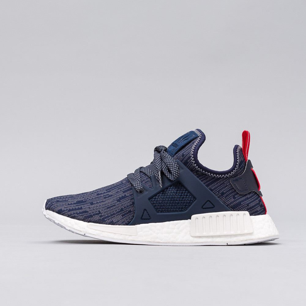 778b93760 Adidas Nmd Xr1 Black Red Blue White Pk His trainers Offspring