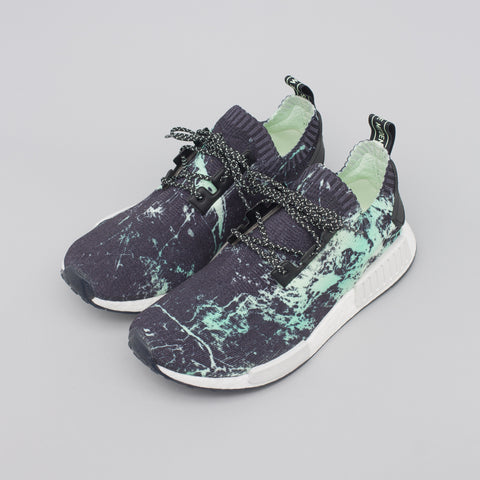 adidas NMD R1 Primeknit in Green Marble - Notre