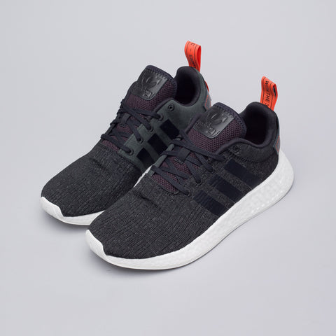 Adidas NMD R2 in Core Black - Notre