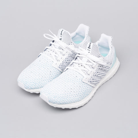adidas Ultra Boost Parley LTD in White/Blue - Notre