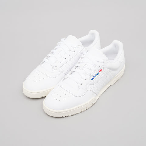 adidas Powerphase in White - Notre