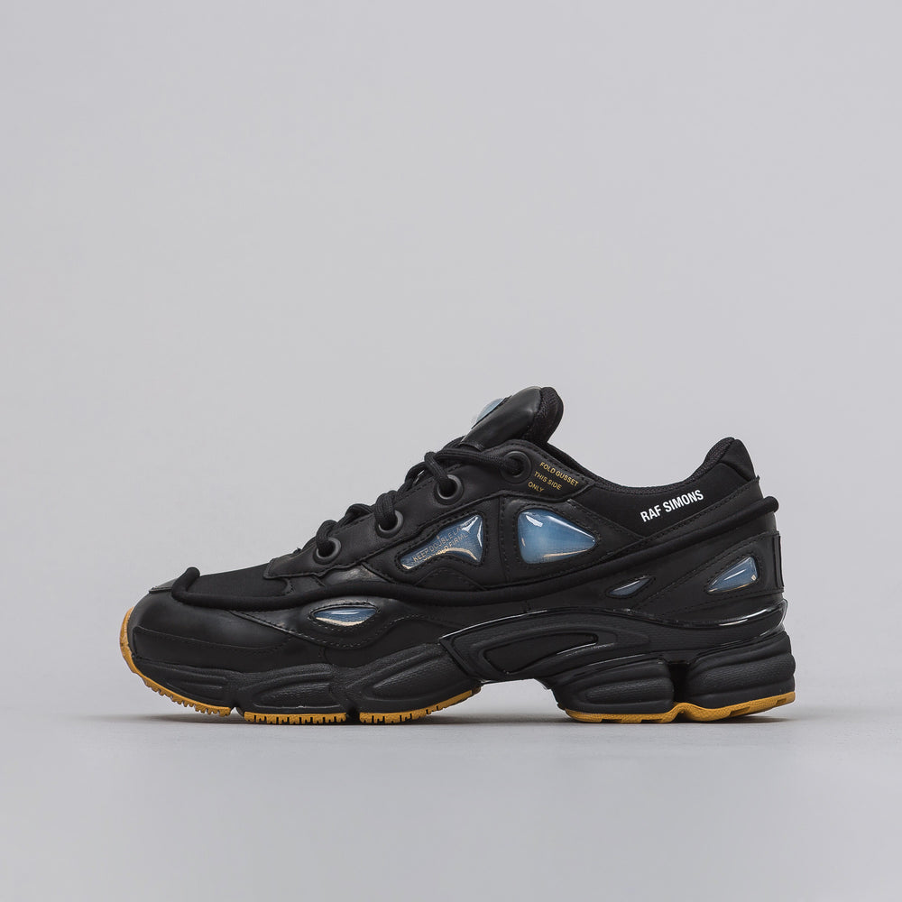 Adidas x Raf Simons Ozweego Bunny in Core Black - Notre