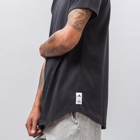 Adidas x Reigning Champ SS Tee in Black - Notre
