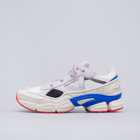 Adidas x Raf Simons Replicant Ozweego in White/Blue - Notre