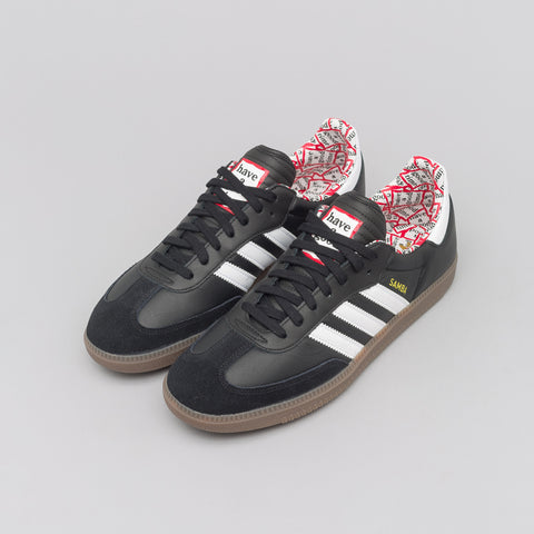 adidas Have A Good Time Samba in Black - Notre