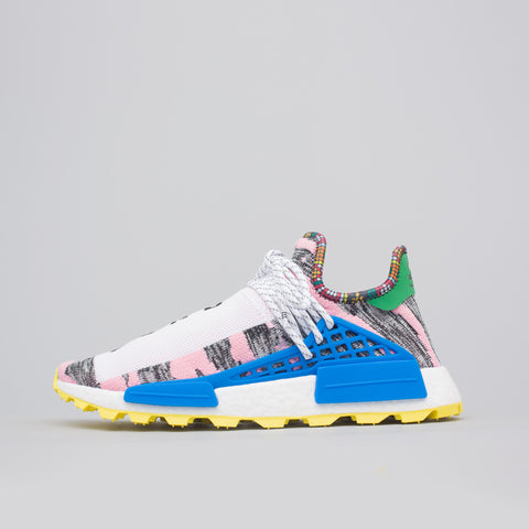adidas x Pharrell Williams Solar Hu NMD in Pink/Black - Notre