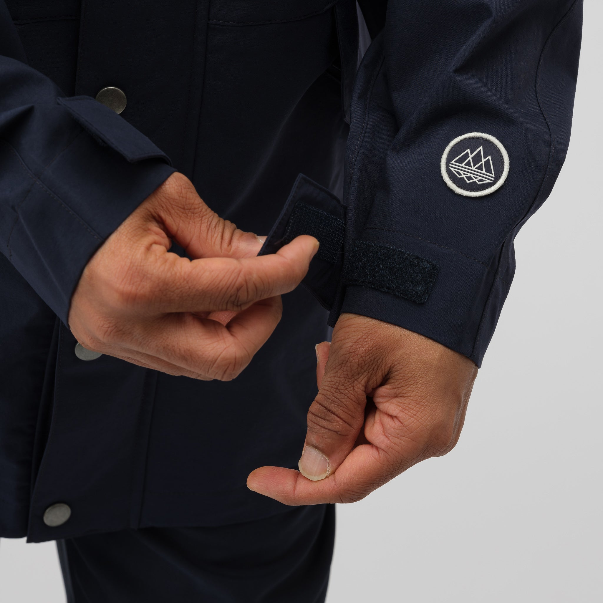 Anyon Parka in Navy