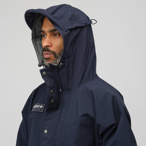 adidas Anyon Parka in Navy - Notre