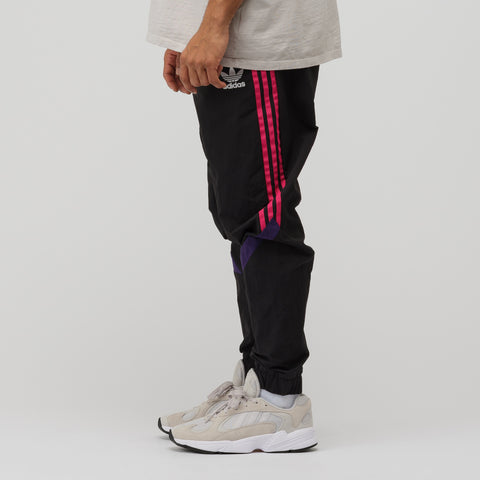 adidas Sportive Track Pants in Black - Notre