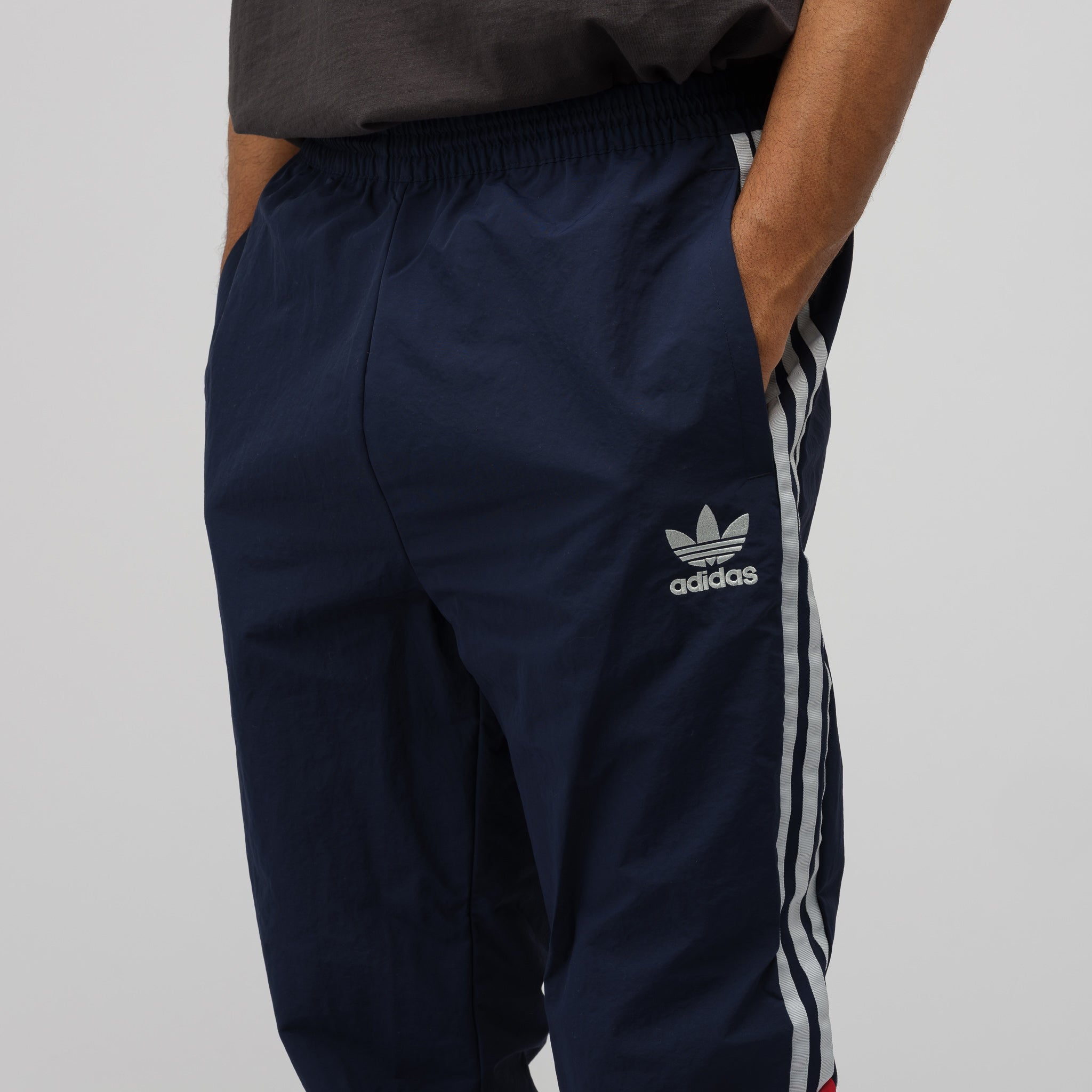 Sportive Track Pants in Blue