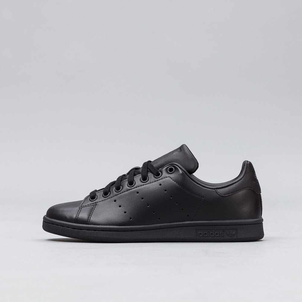 Adidas - Stan Smith in Black - Notre - 1