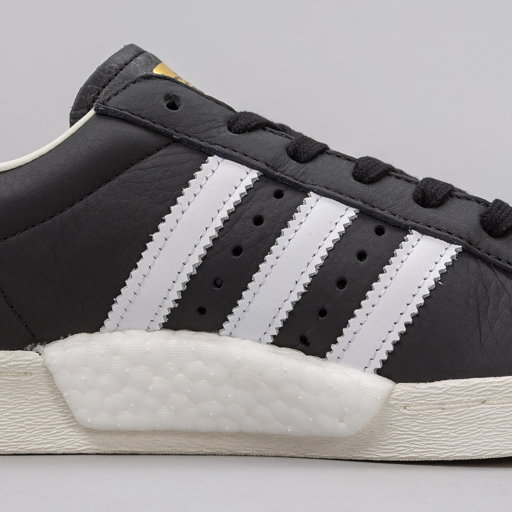 Adidas Superstar Boost in Core Black - Notre