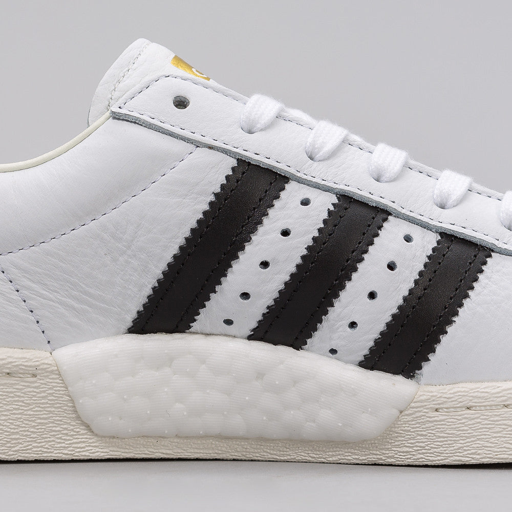 on sale 0ea34 9ae92 Adidas Superstar 80s (White, Black   Gold Metallic) END.