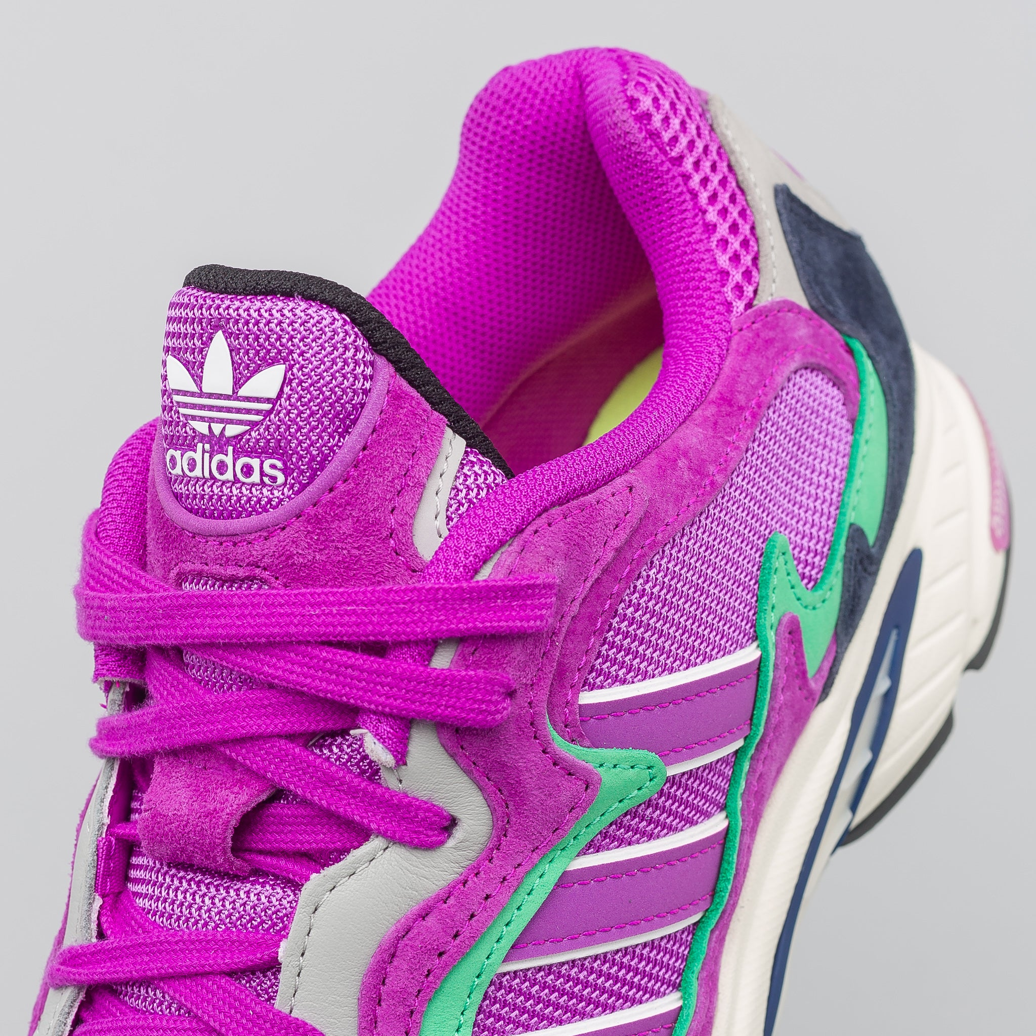 Temper Run in Purple
