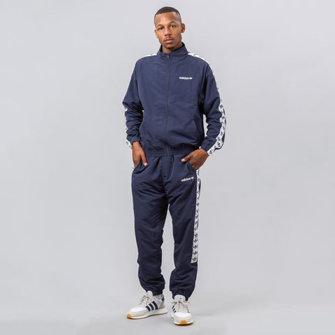 Adidas TNT Trefoil Windbreaker in Trace Blue - Notre