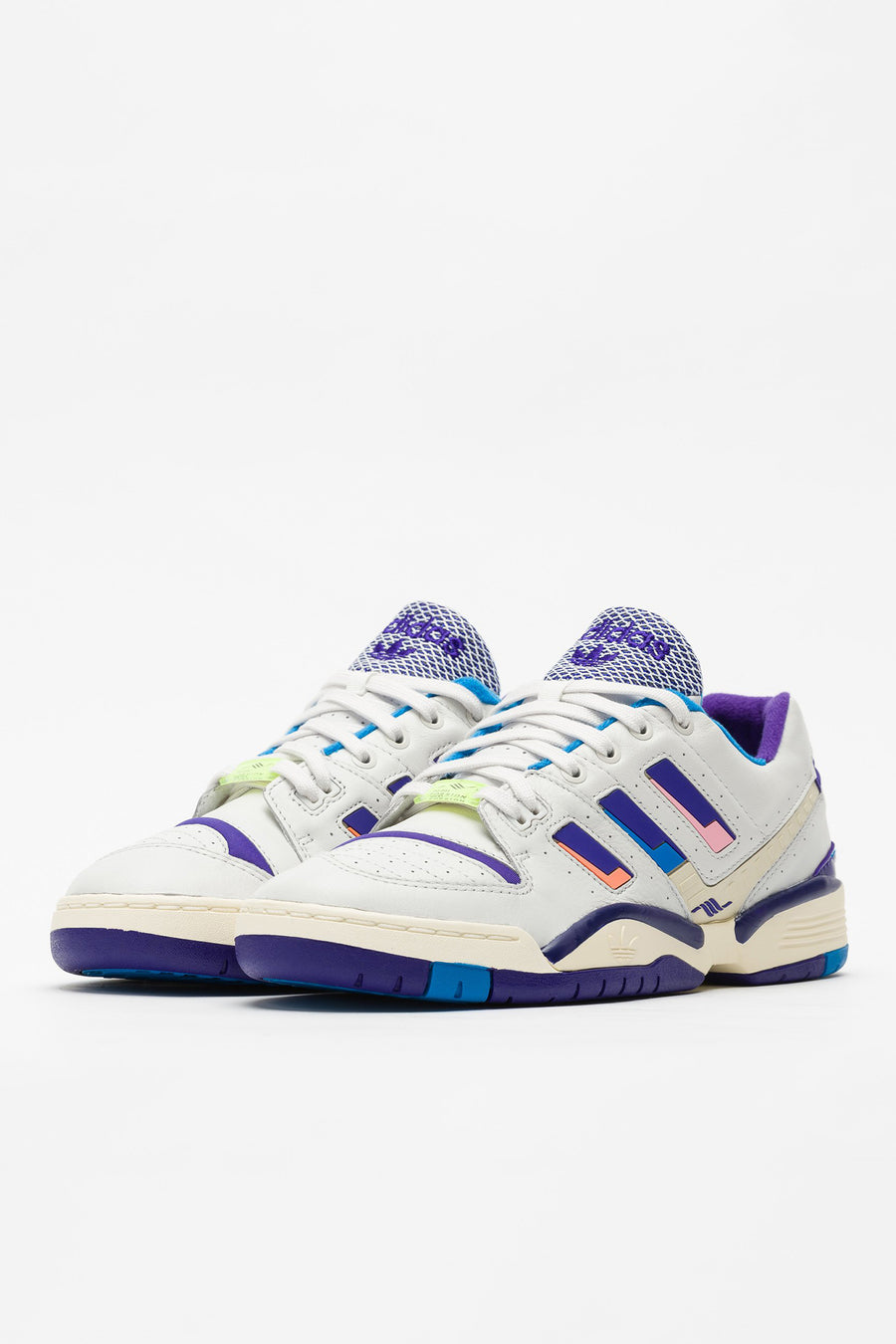 adidas Consortium Torsion Edberg Comp in Crystal White - Notre