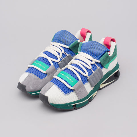adidas Twinstrike ADV in Off White, Green, Blue - Notre