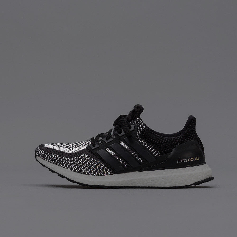 Ultra Boost 'Reflective Black'