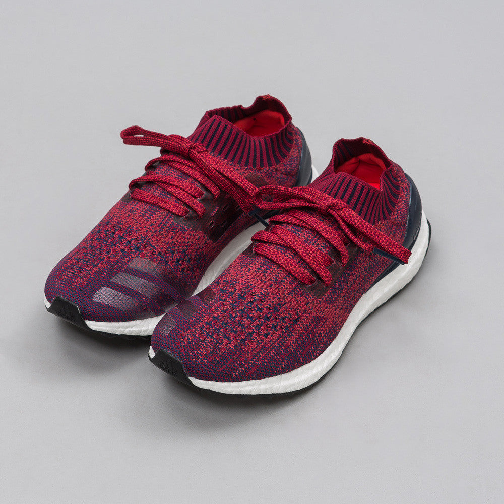 adidas Ultra Boost Uncaged in Burgundy BA9617 Notre 1
