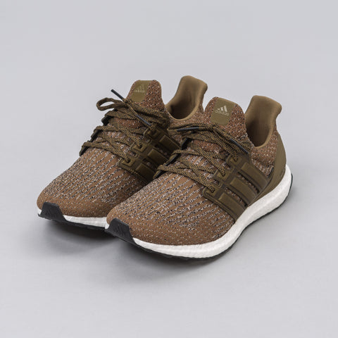 adidas Ultra Boost 3.0 in Trace Olive - Notre
