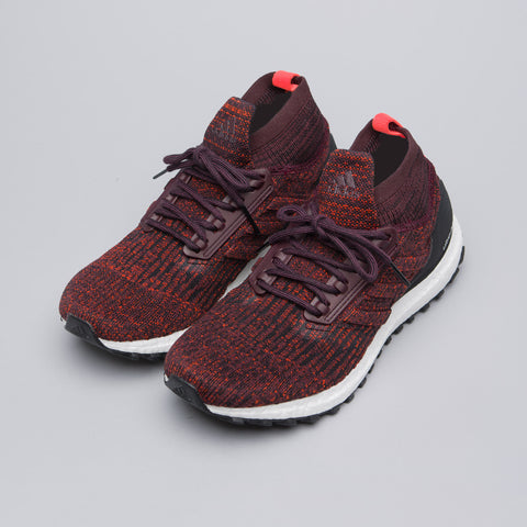 Adidas Ultra Boost All Terrain in Red - Notre