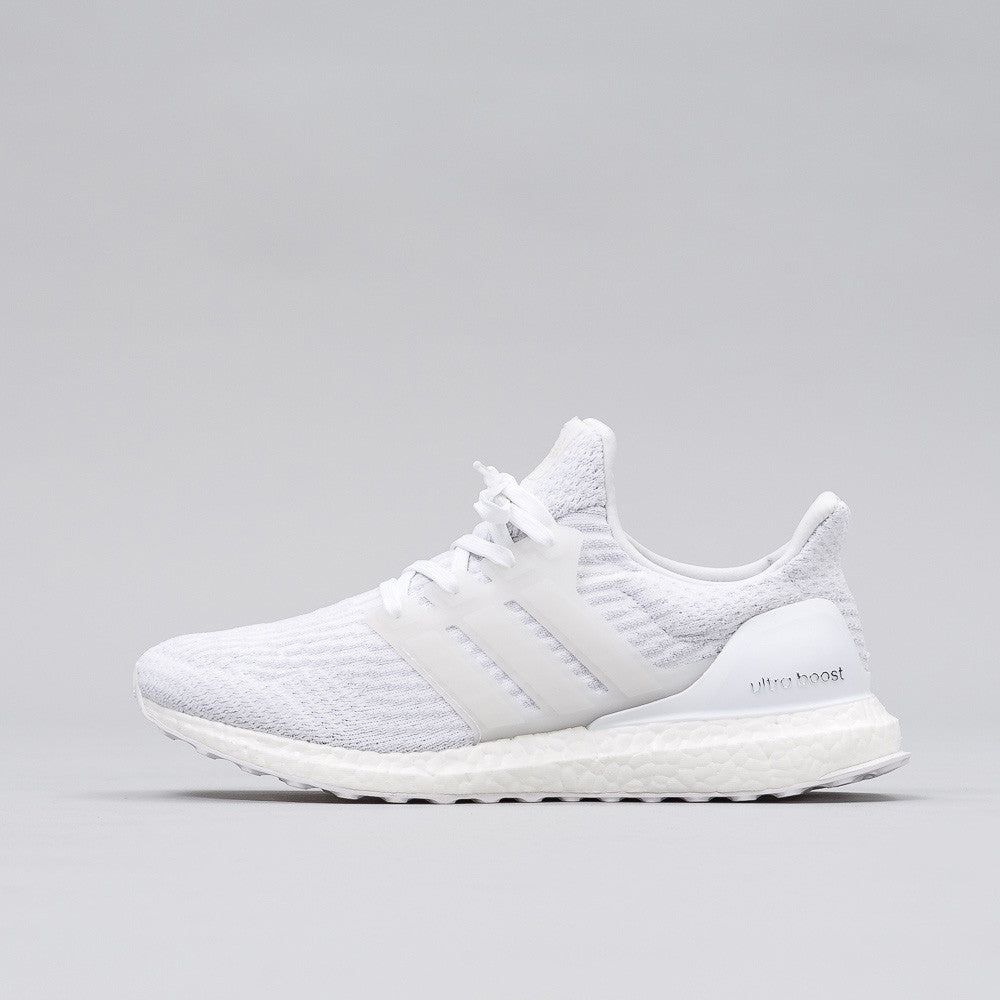 adidas Ultra Boost 3.0 in White BA8841 Notre 1