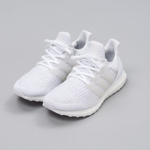 Adidas Ultra Boost 3.0 in White - Notre