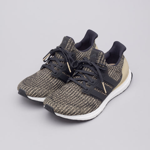 Adidas Ultra Boost 4.0 in Core Black/Dark Mocha - Notre
