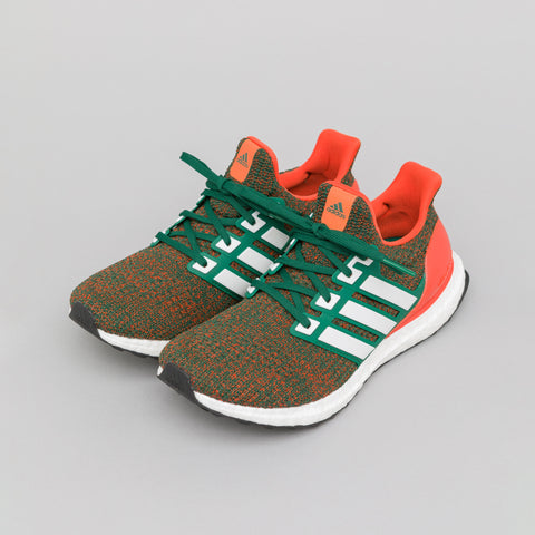 adidas Ultraboost in Dark Green - Notre