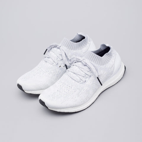 Adidas Ultra Boost Uncaged in White - Notre