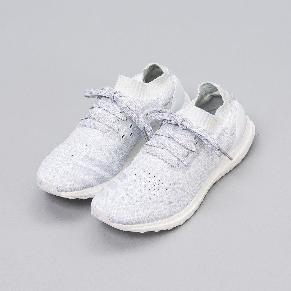 adidas Ultra Boost Uncaged in Triple White BB0773