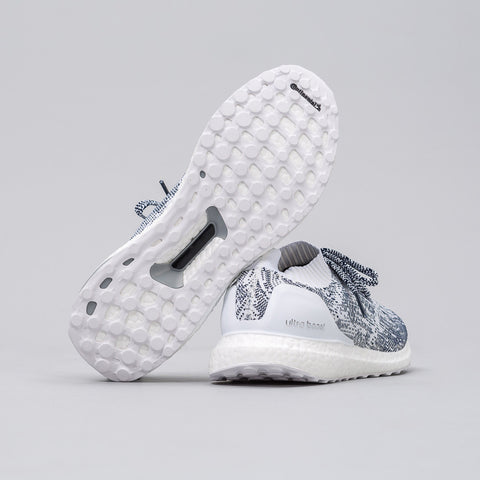 Adidas Ultra Boost Uncaged in Non Dyed White - Notre