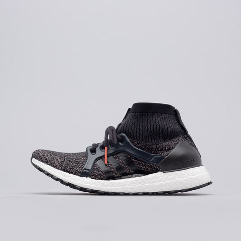 Adidas Women's Ultra Boost X All Terrain LTD in Core Black - Notre