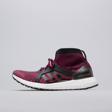 Adidas Women's Ultra Boost X All Terrain Mystery Ruby/Core Black - Notre