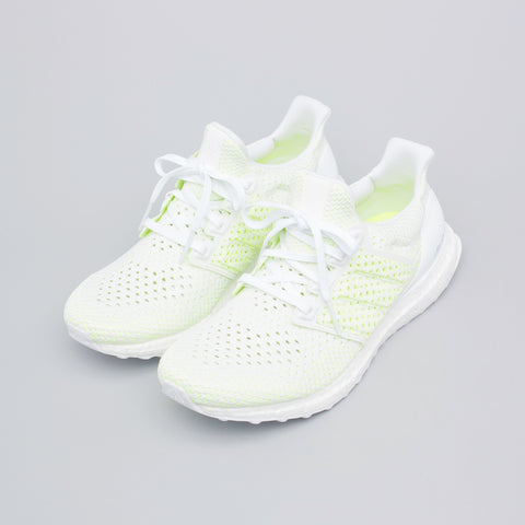 adidas Ultra Boost Clima in Solar Yellow/White - Notre