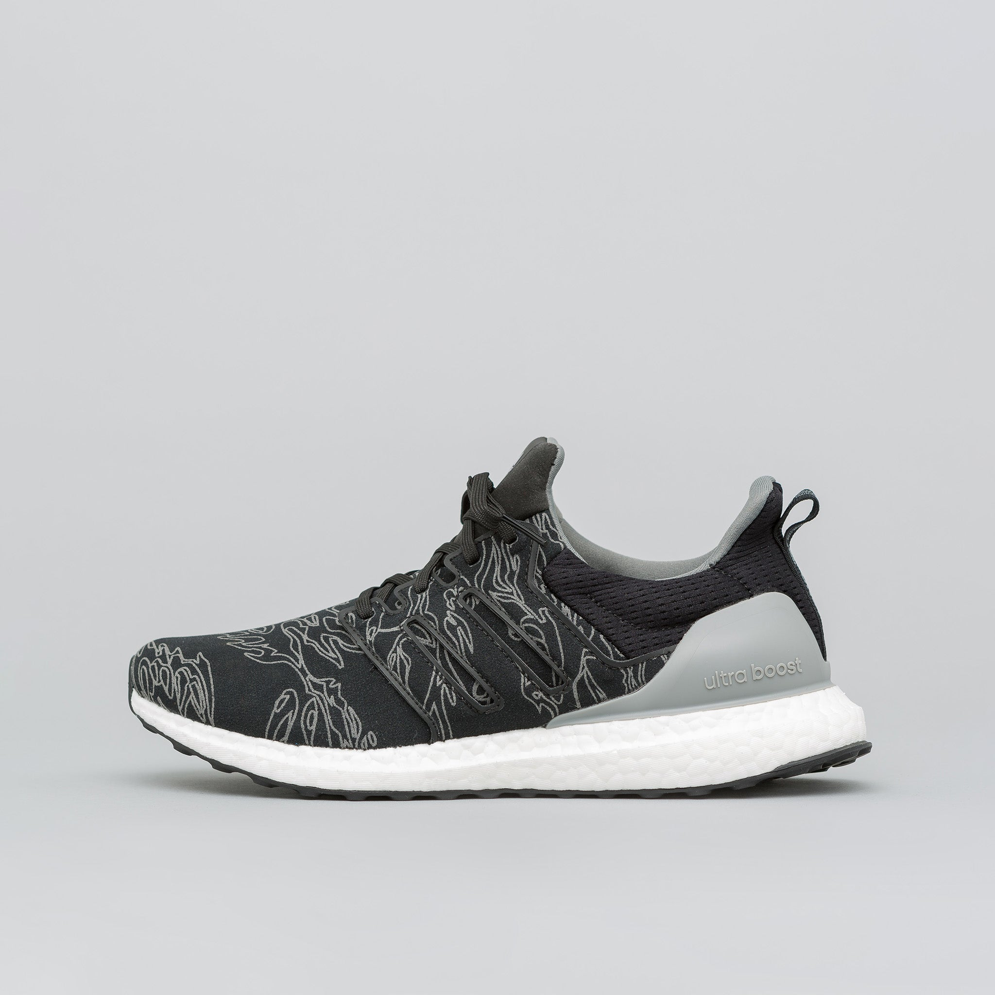 adidas x Undefeated Ultraboost in Core Noir Notre