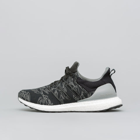 adidas x Undefeated Ultraboost in Core Black - Notre