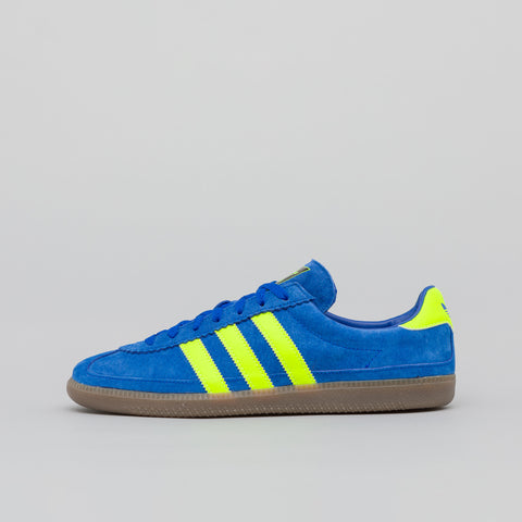 adidas Whalley SPZL in Active Blue - Notre
